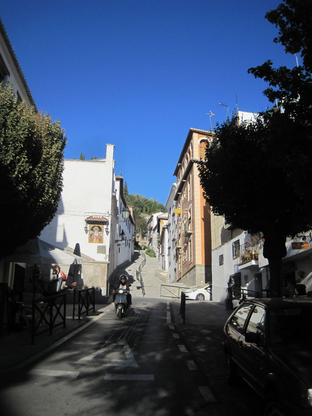 Granada: A Stroll Through Town