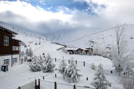 Sierra Nevada Ski Granada Spain