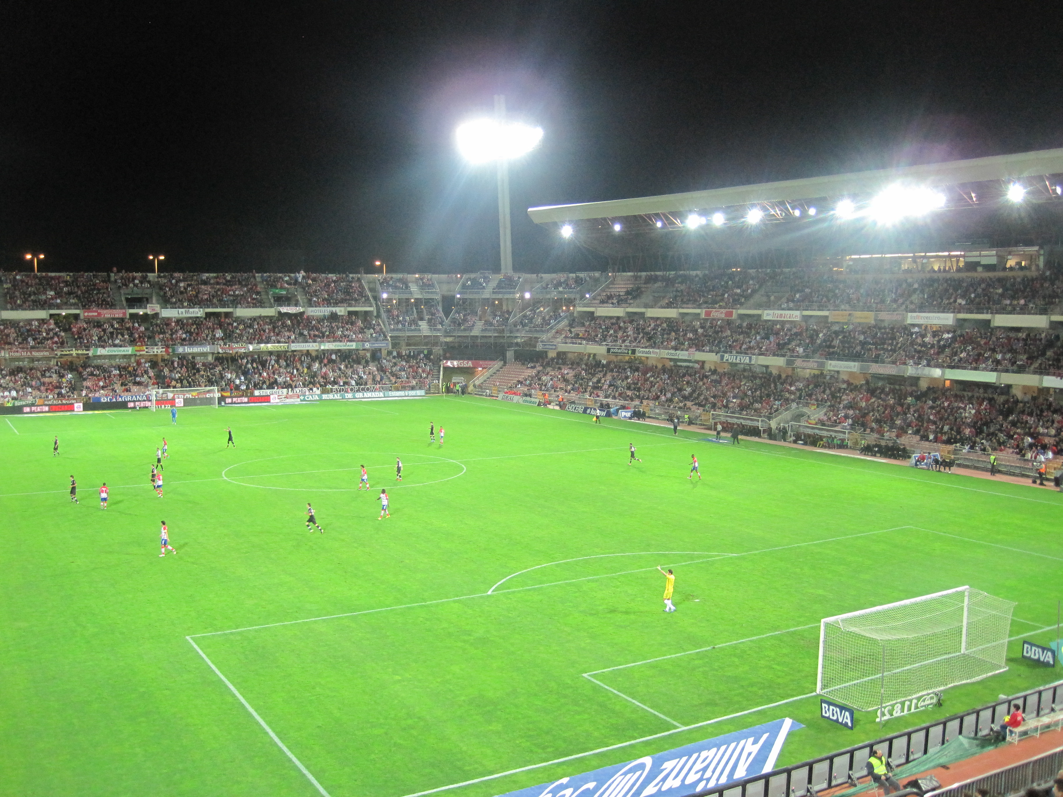 img 4774 Football: Granada CF vs Athletic Club Bilbao