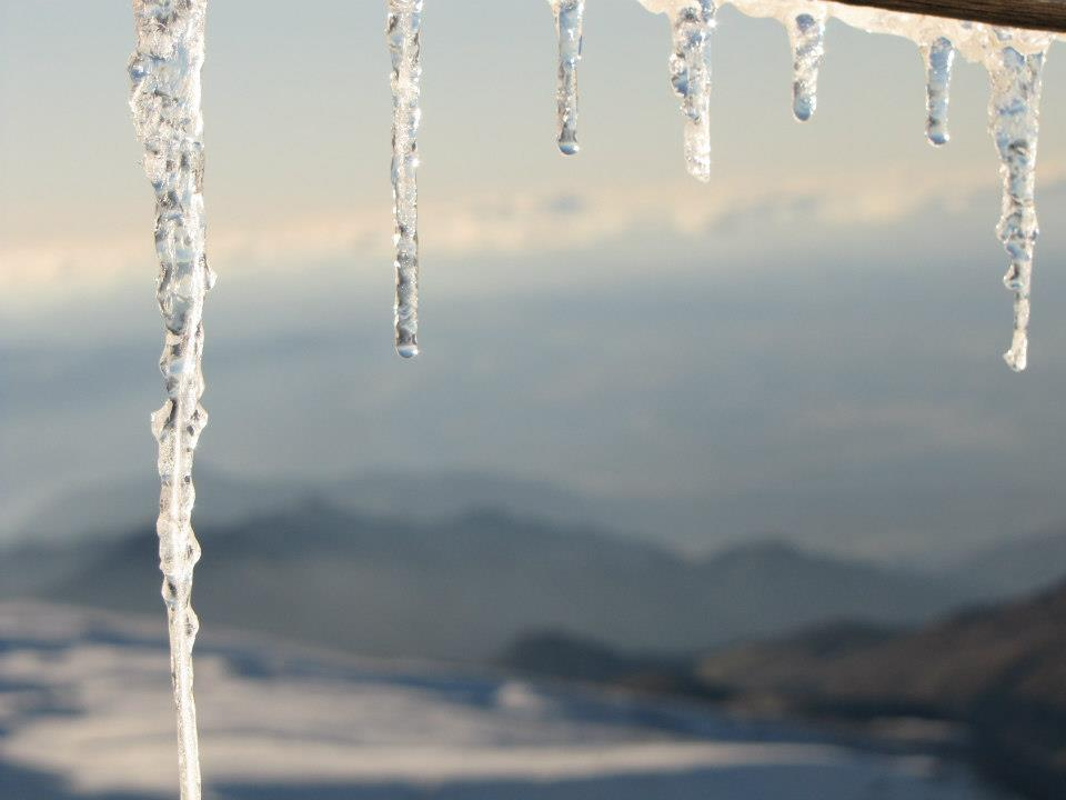 icicle, sierra nevada, spain, españa