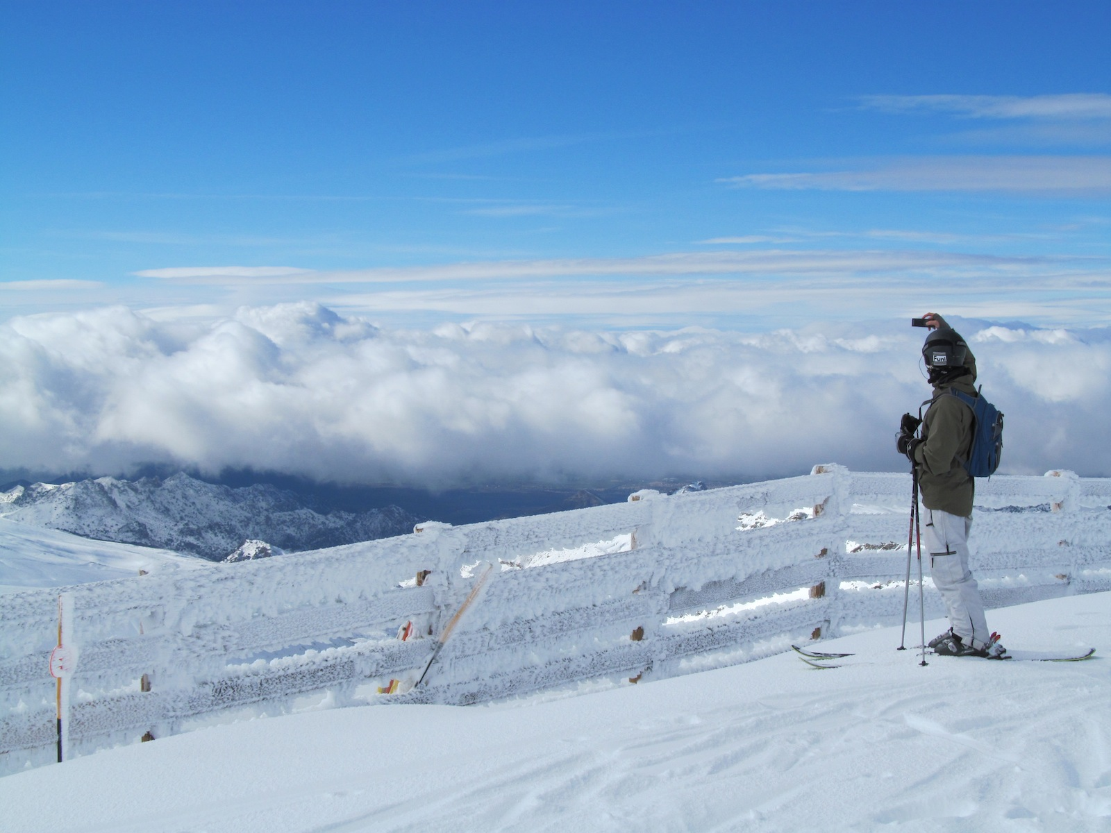 sierra nevada, spain, snow, powder