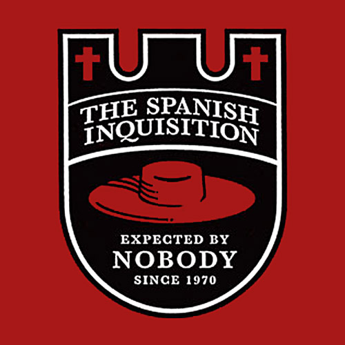 spanish inquisition A Spanish Inquisition: A Texan in Spain