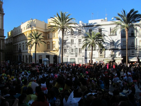 Cadiz, carnaval, carnival, spain, party, fiesta