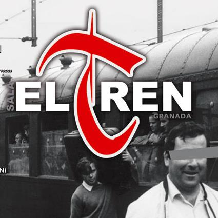 salatren1 All aboard La Sala El Tren, Granada