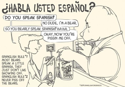 usted, spain, spanish, learning spanish
