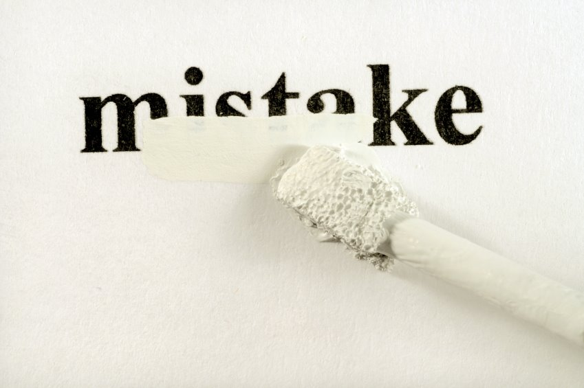mistake2 Mistakes. And why they should be cherished.