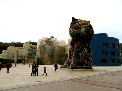 The Guggenheim Cat