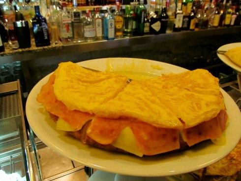Humungous tortilla