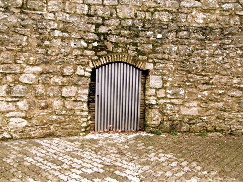 secret passage, Pamplona castle
