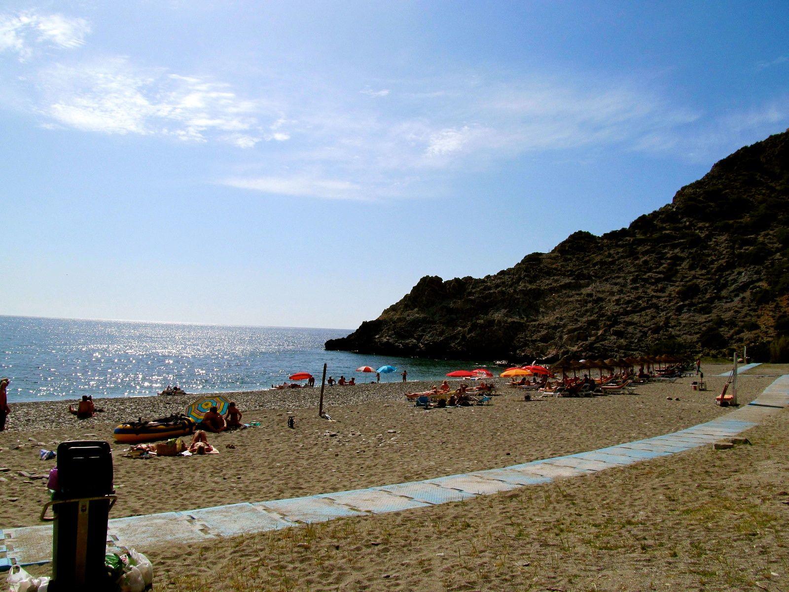 piste 2 playa, sierra nevada beach in a day, beach, cantarrijan, roadtrip