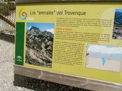 Monte Treveque, Spain, Sierra Nevada, España, hiking, arenales