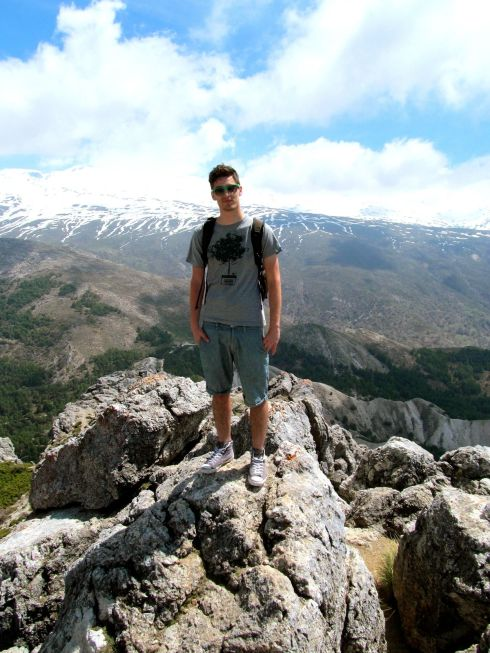 Monte Treveque, Spain, Sierra Nevada, España, hiking, josh taylor