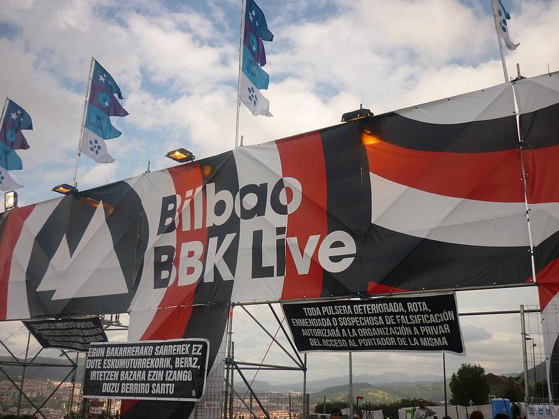 Bilbao BBK Live (Source)