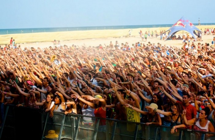 Arenal Sound (Source)