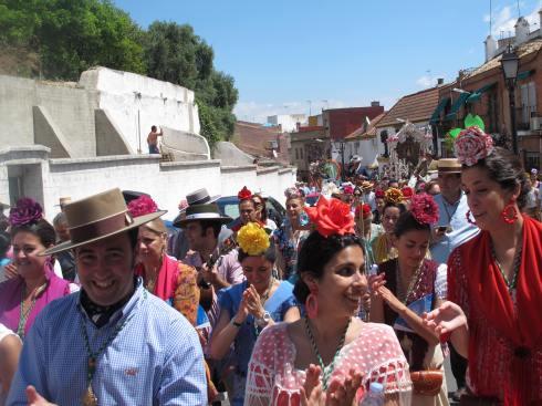 el rocio, pilgrimage, fiona flores watson, scribbler in seville, josh taylor, spain