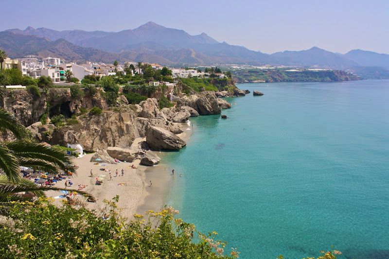 Six of the best beaches in andalucia