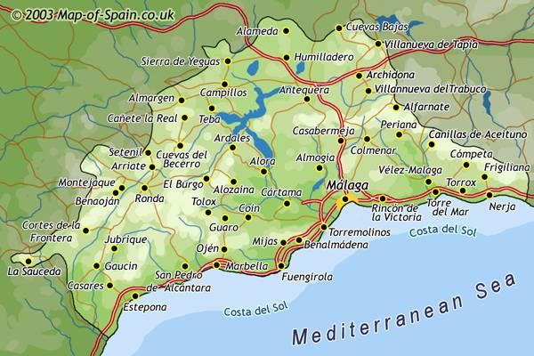 Costa de almeria spain for pleasure - Costa sol almeria ...