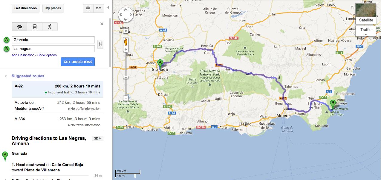 screen shot 2013 06 09 at 17 44 22 Roadtrippin Las Negras, Cabo de Gata